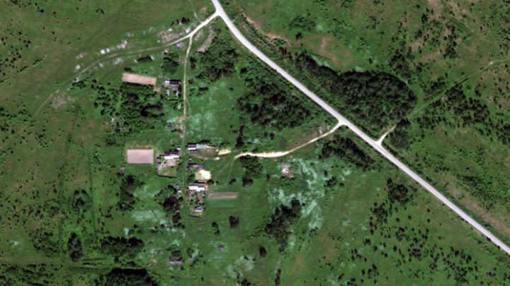Самкино — деревня в Килемарском районе