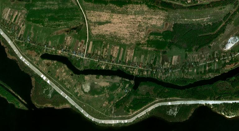 Удельная — деревня в Юринском районе