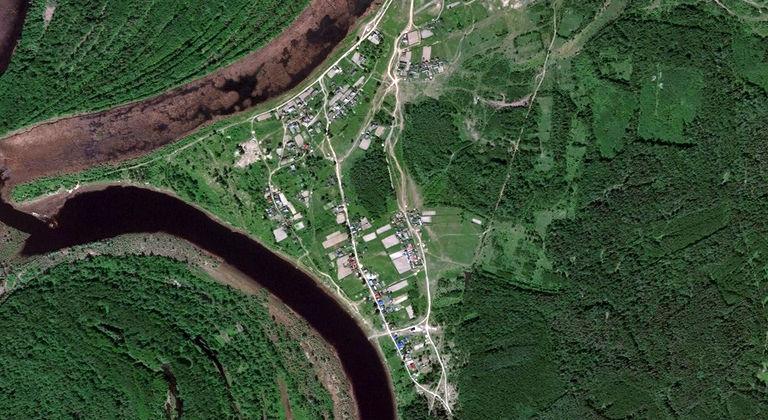 Вознесенка — деревня в Юринском районе