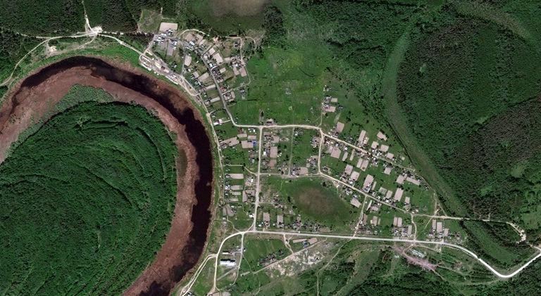 Козиково — посёлок в Юринском районе