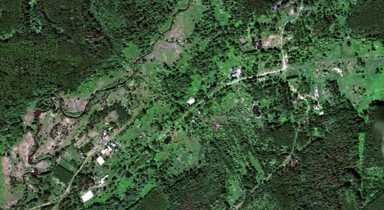 Кузьмино — посёлок в Юринском районе