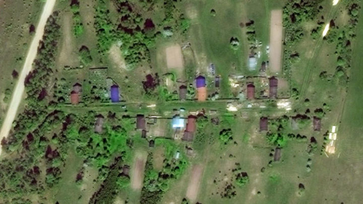 Малый Ломбенур — деревня в Килемарском районе