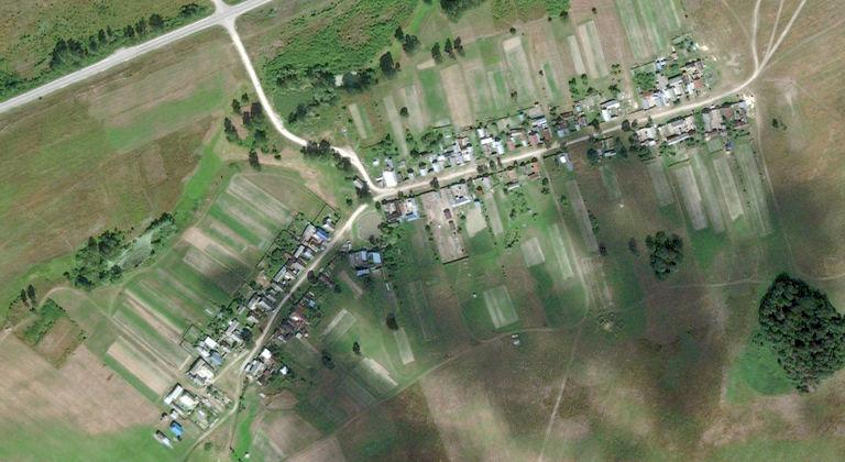 Курыкюмал — деревня в Моркинском районе