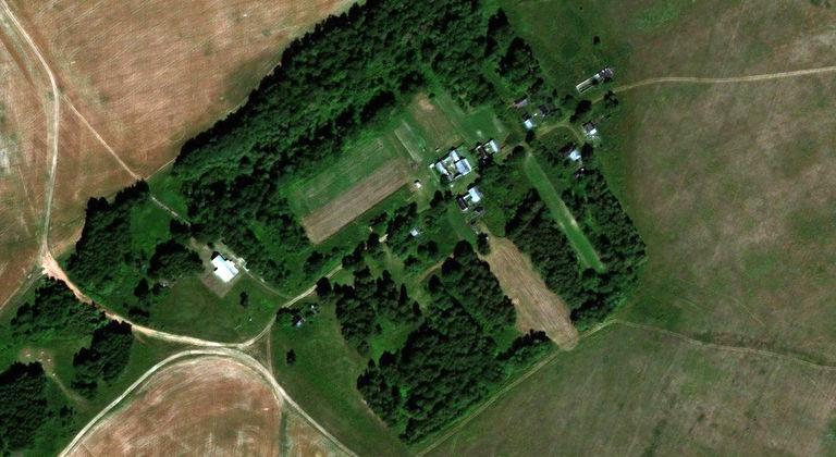 Осиновый Ключ — деревня в Сернурском районе