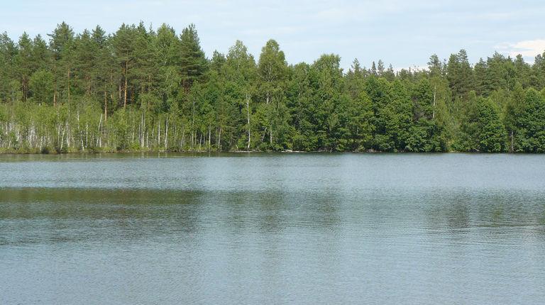 Озеро Карасьяр — гидрологический памятник природы