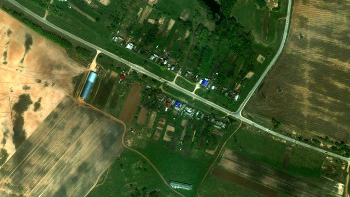 Новая — деревня в Троицко-Посадском поселении