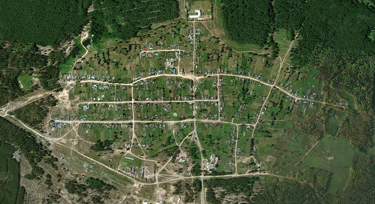 Зеленогорск — посёлок в Моркинском районе