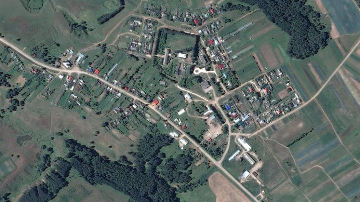 Пайгусово — село в Горномарийском районе
