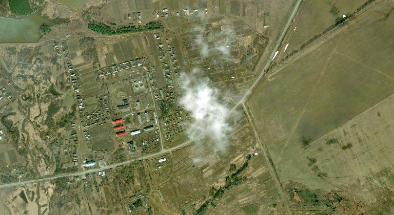 Шулка — село в Оршанском районе