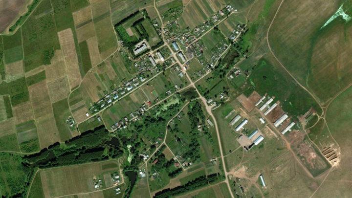 Зашижемье — село в Сернурском районе