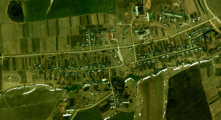 Верхний Кугенер — деревня в Сернурском районе