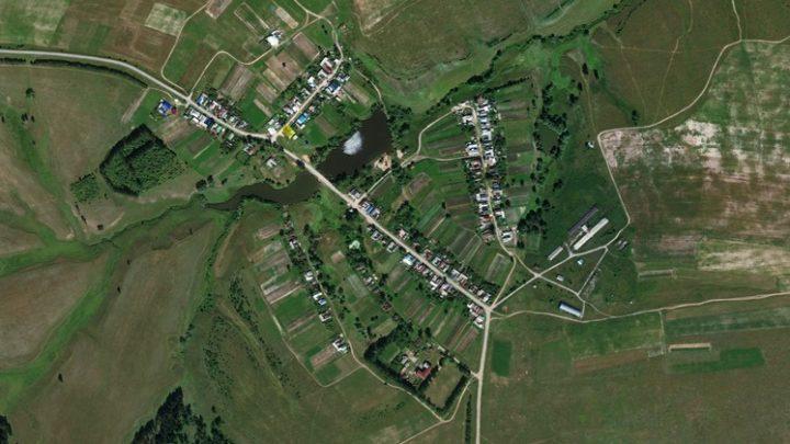 Азъял — деревня в Моркинском районе