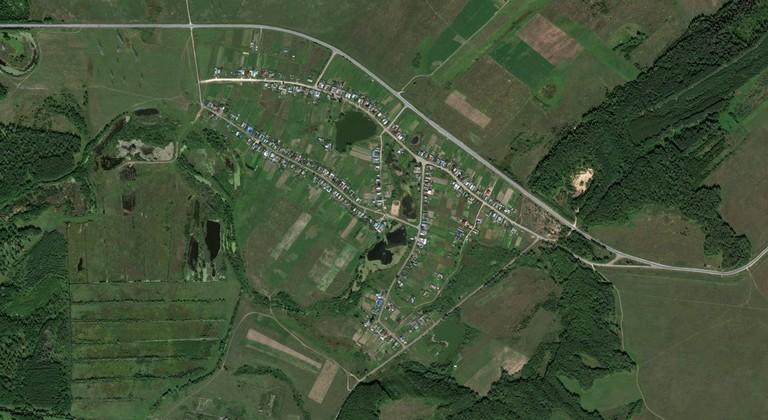 Березники — деревня в Волжском районе