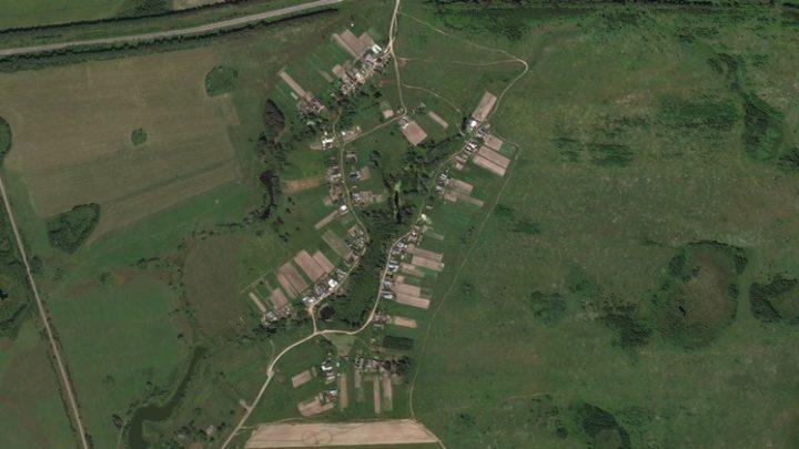 Болотная — деревня в Волжском районе