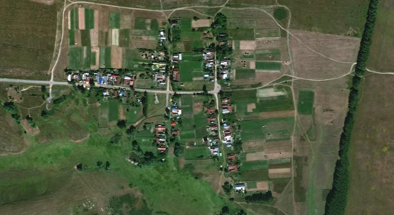 Большой Олыкъял — деревня в Волжском районе
