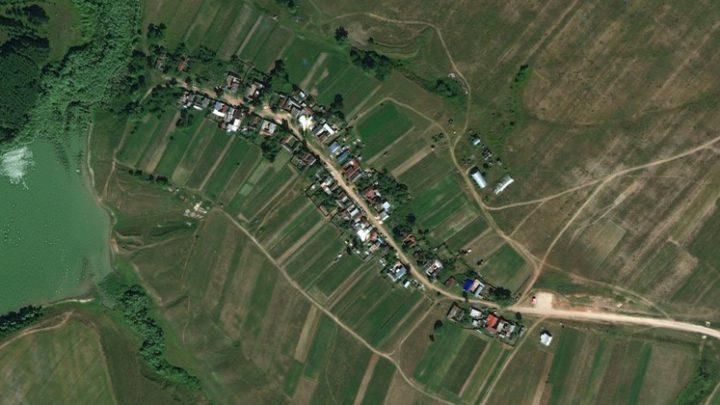 Чапейкино — деревня в Волжском районе