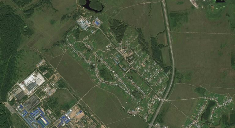 Часовенная — деревня в Волжском районе