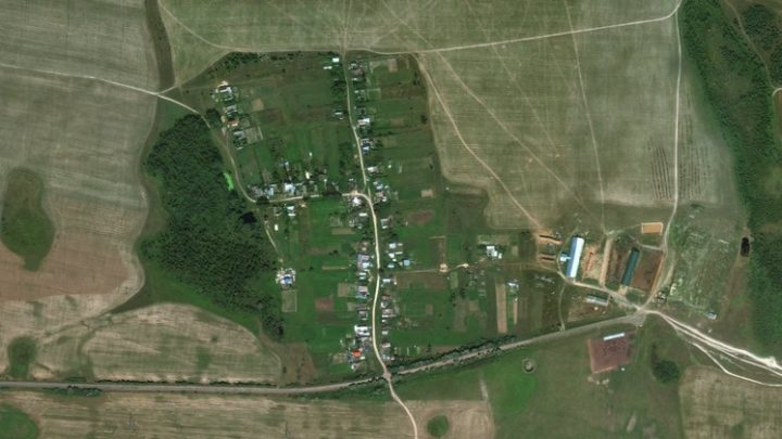 Челыкино — деревня в Волжском районе