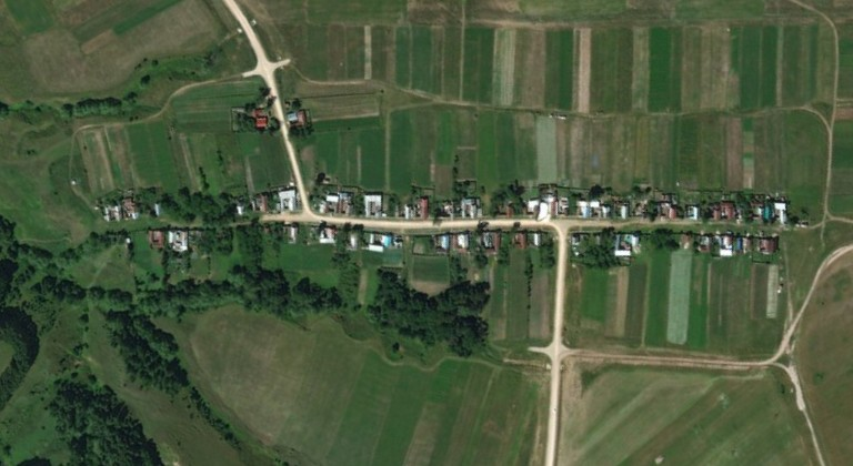Данилкино — деревня в Волжском районе