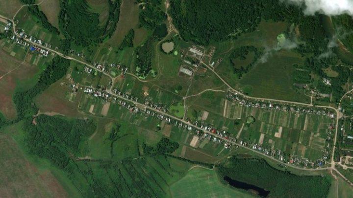 Ильнетуры — деревня в Волжском районе
