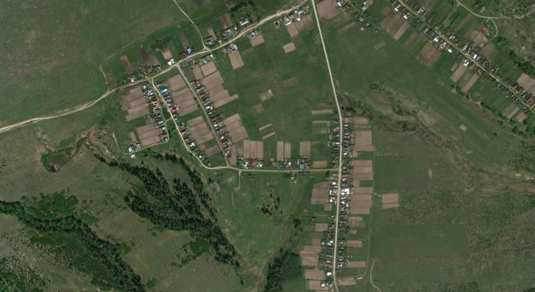 Инерымбал — деревня в Волжском районе