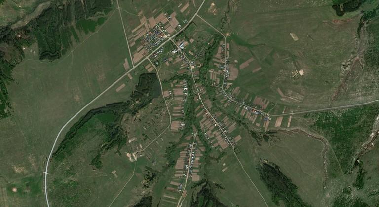 Карай — деревня в Волжском районе