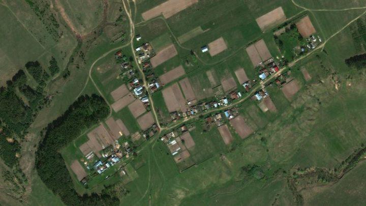 Нагорино — деревня в Волжском районе