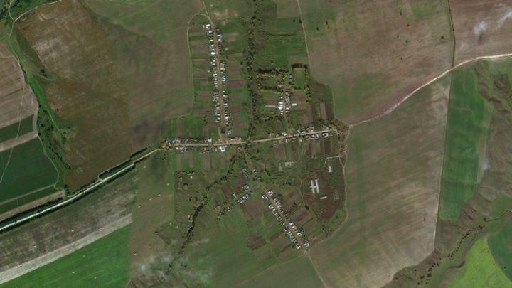 Новый Карамас — деревня в Волжском районе