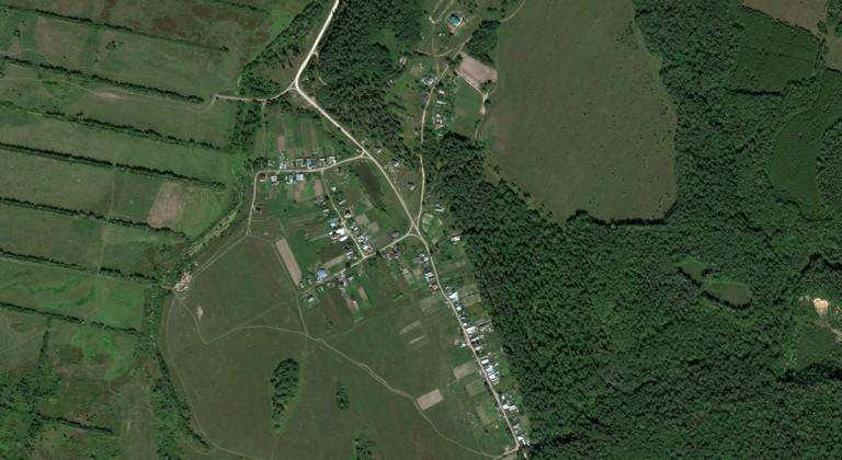 Передовик — деревня в Волжском районе