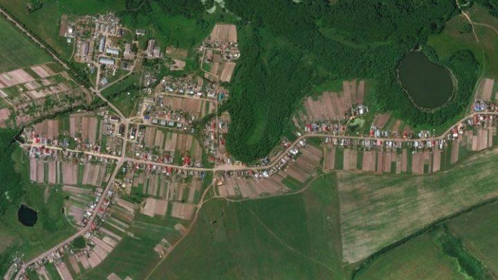 Полевая — деревня в Волжском районе