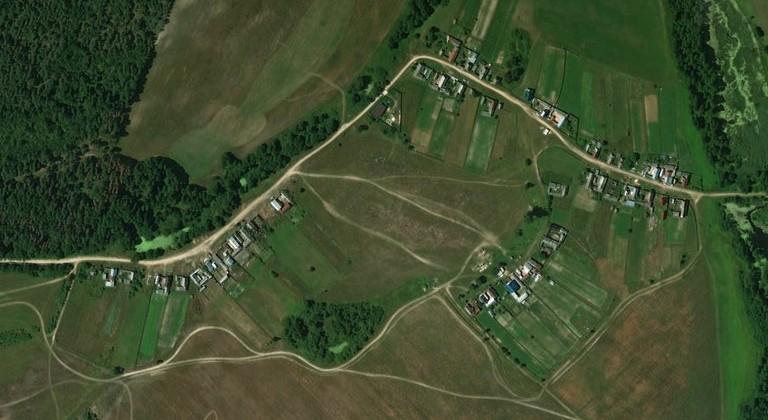 Ромашкино — деревня в Волжском районе
