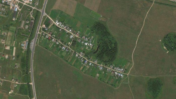 Шеренгуб — деревня в Волжском районе