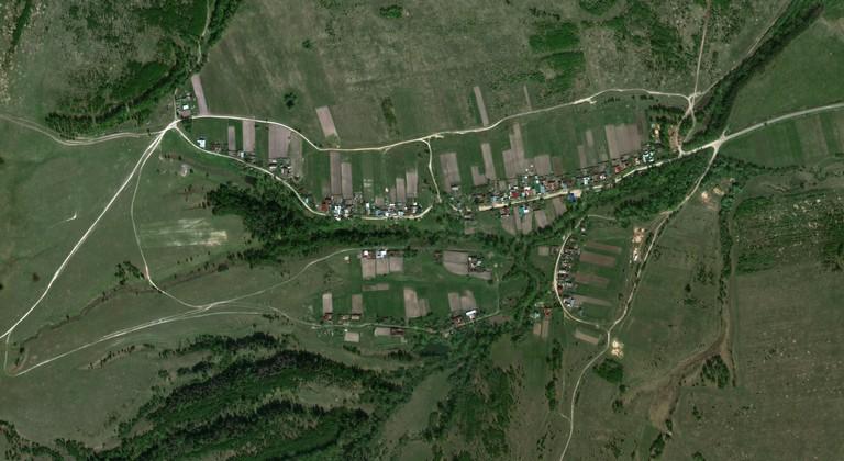 Тошнер — деревня в Волжском районе
