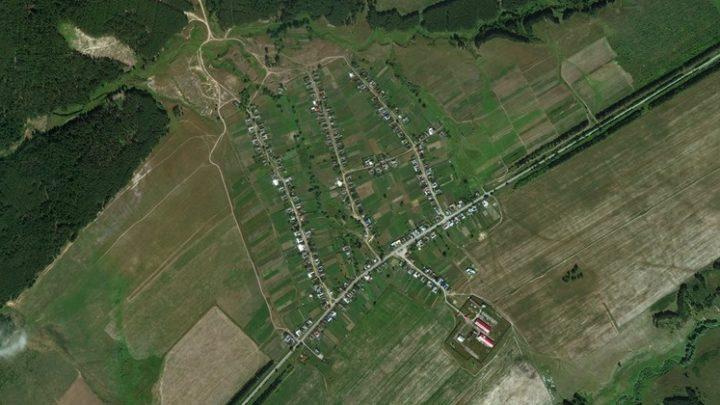 Ярамор — деревня в Волжском районе