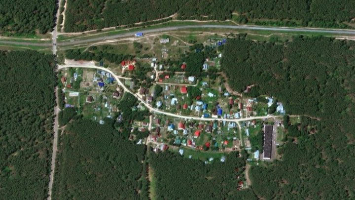 Яльчикский — поселок в Волжском районе