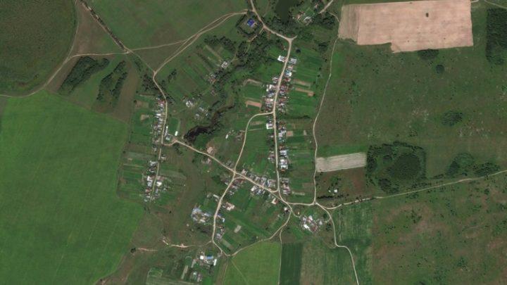 Моркиялы — село в Волжском районе