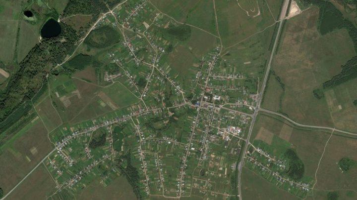 Помары — село в Волжском районе