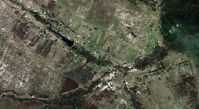 Юмочка — село в Мари-Турекском районе