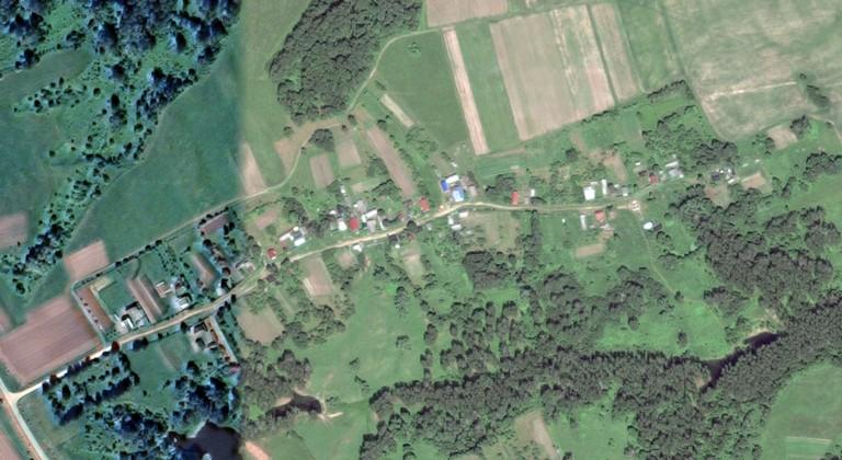 Изикино — деревня в Горномарийском районе