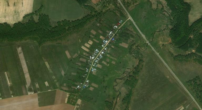 Климкино — деревня в Горномарийском районе