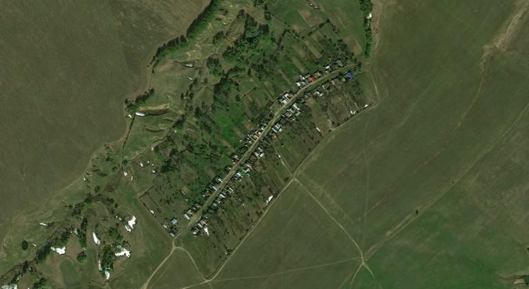 Малый Серманангер — деревня в Горномарийском районе