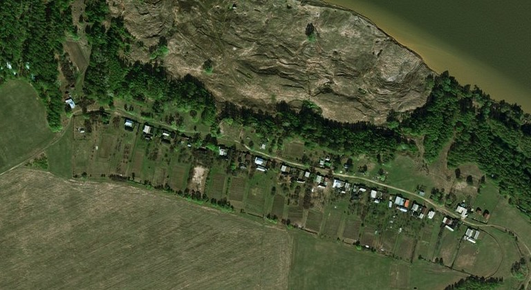 Шартнейка — деревня в Горномарийском районе