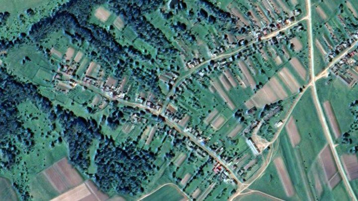 Верашангер — деревня в Горномарийском районе
