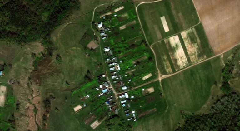 Ермаково — деревня в Горномарийском районе