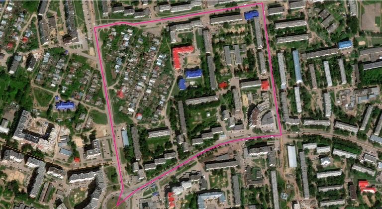 Гомзово — микрорайон города Йошкар-Ола