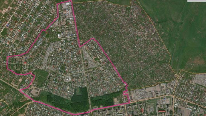 Тарханово — микрорайон города Йошкар-Ола
