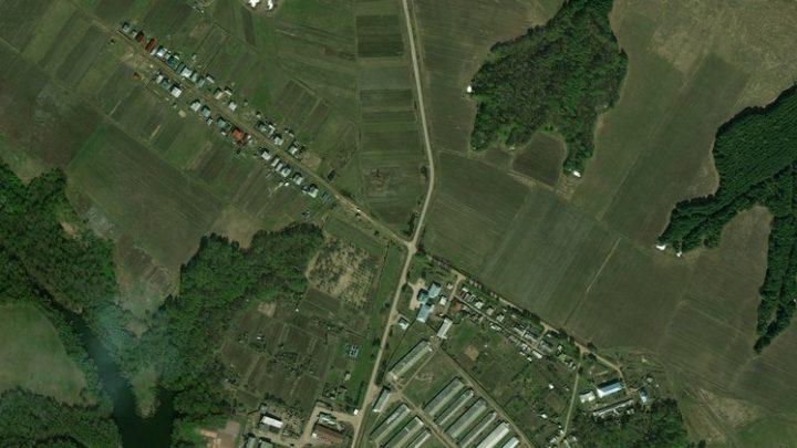 Новый — поселок в Горномарийском районе