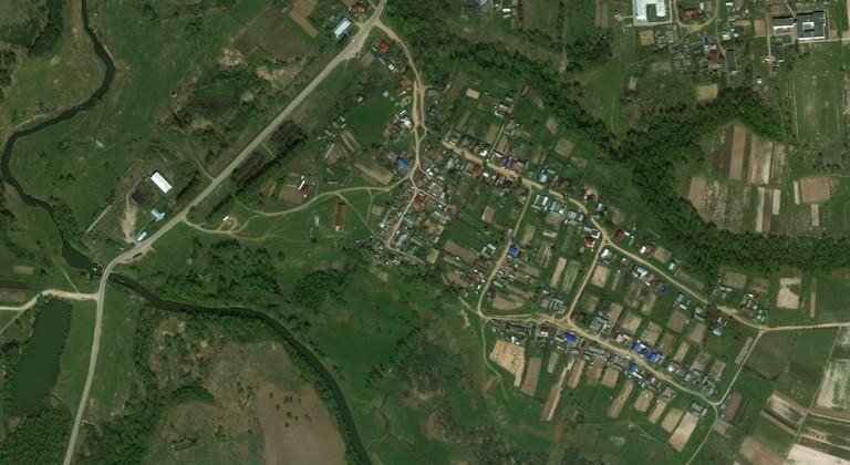 Малые Еласы — деревня в Горномарийском районе