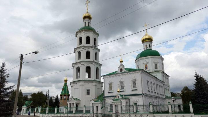 Вознесенская церковь Йошкар-Олы