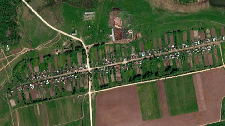 Ивансола — деревня в Куженерском районе